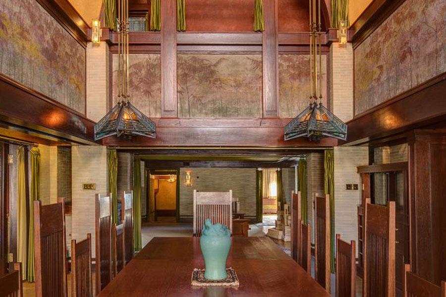 Dana Thomas House – Visit The Dana Thomas House by Frank